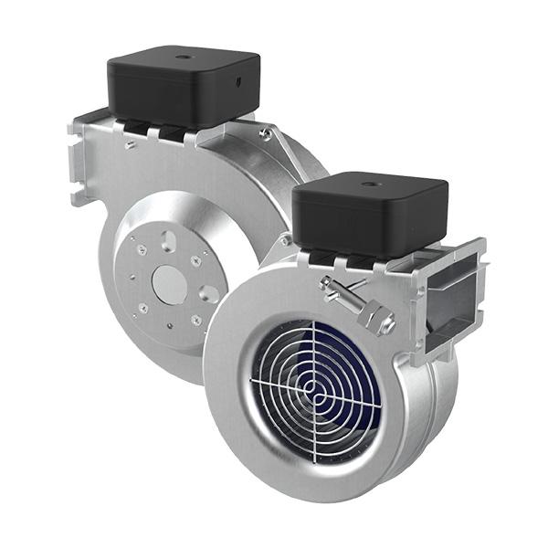 Вентиляторы центробежные в корпусе из литого алюминия до 660 м3/ч