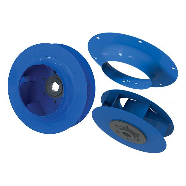 Centrifugal wheels