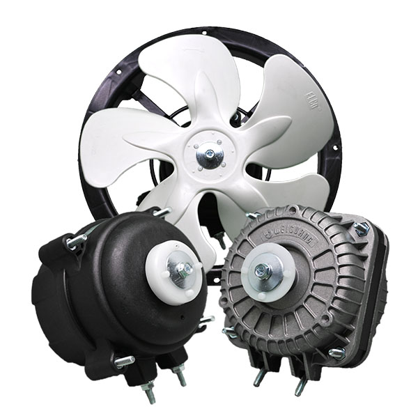 Axial fans up to 800 m3/h